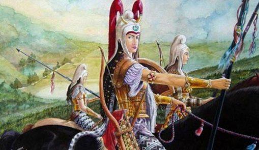 amazon-warrior-women
