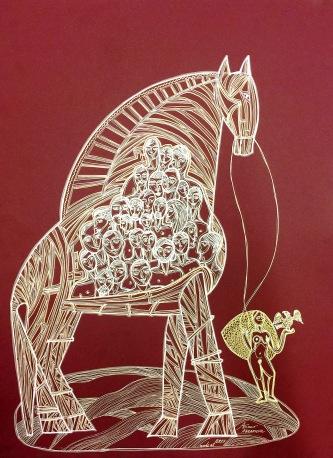 tro horse