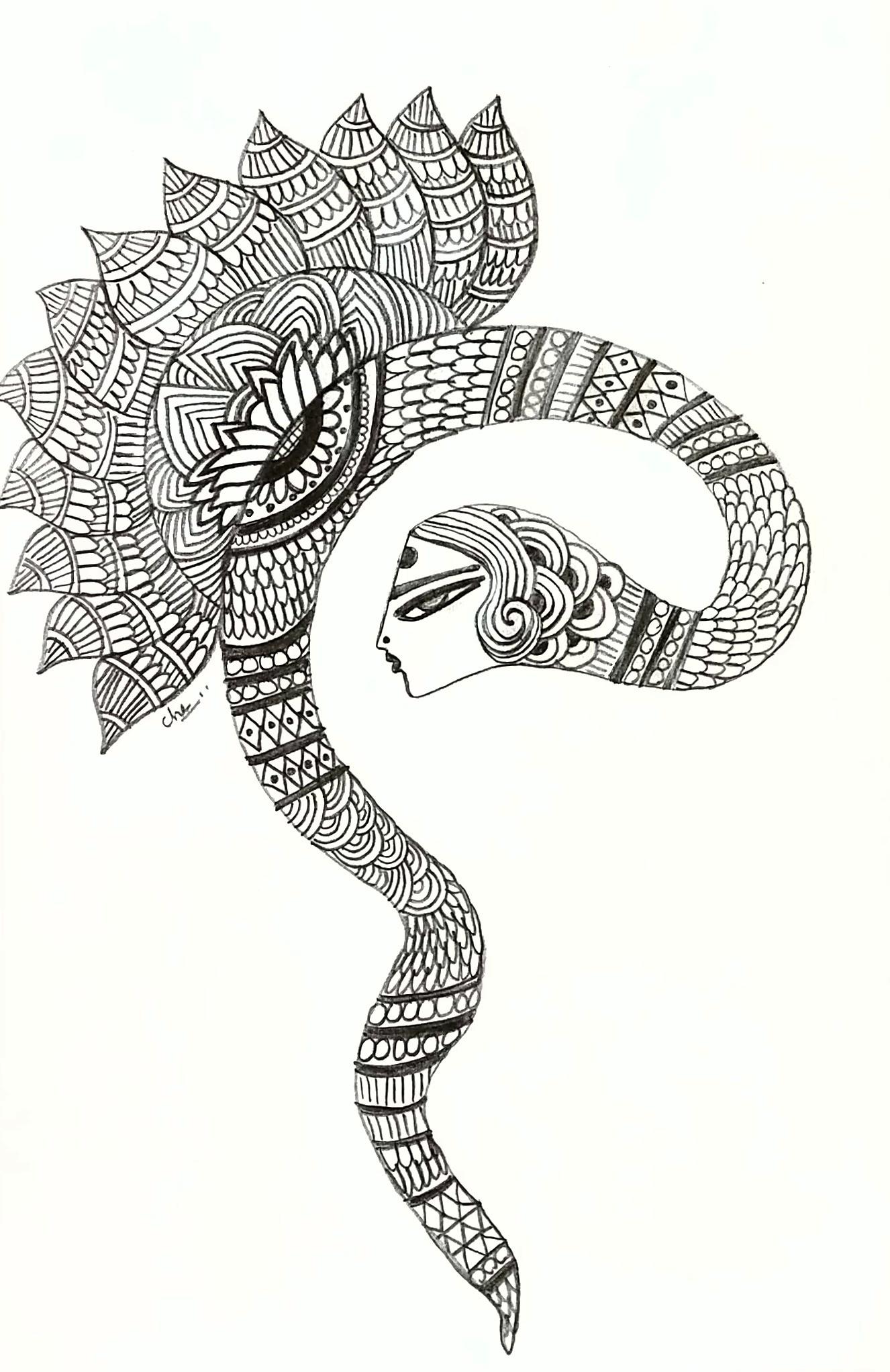 ಸಹಸ್ರಾರ - ಕುಂಡಲಿನೀ